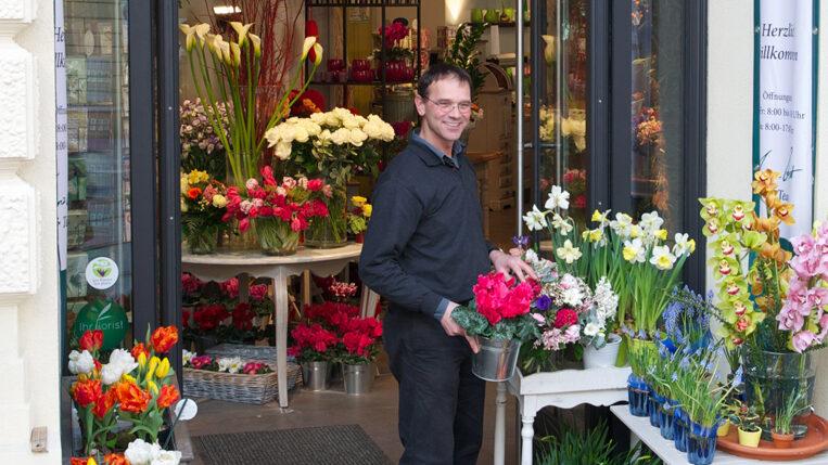Lorenz Pridt - Florales Handwerk