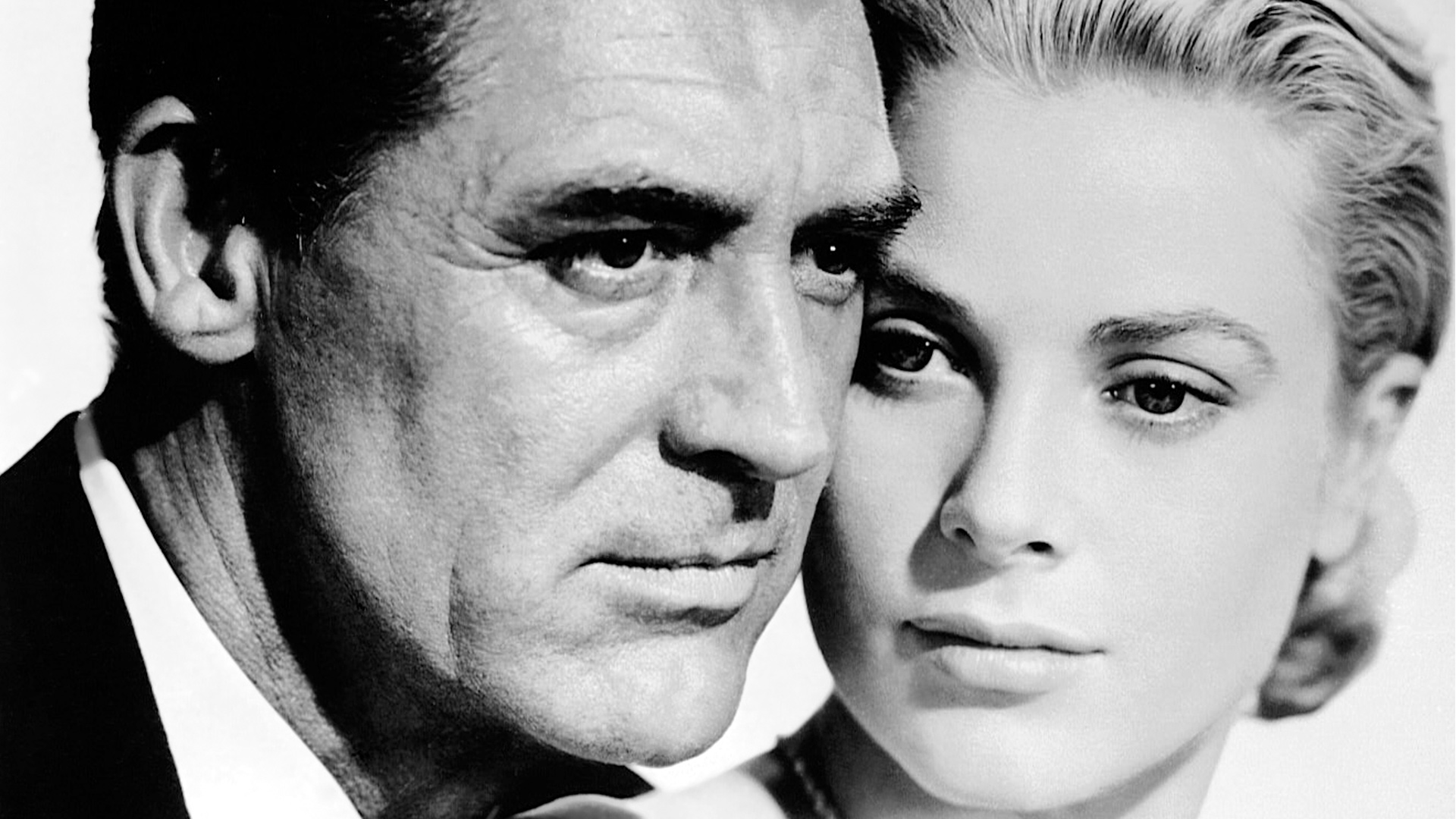 Cary Grant Grace Kelly