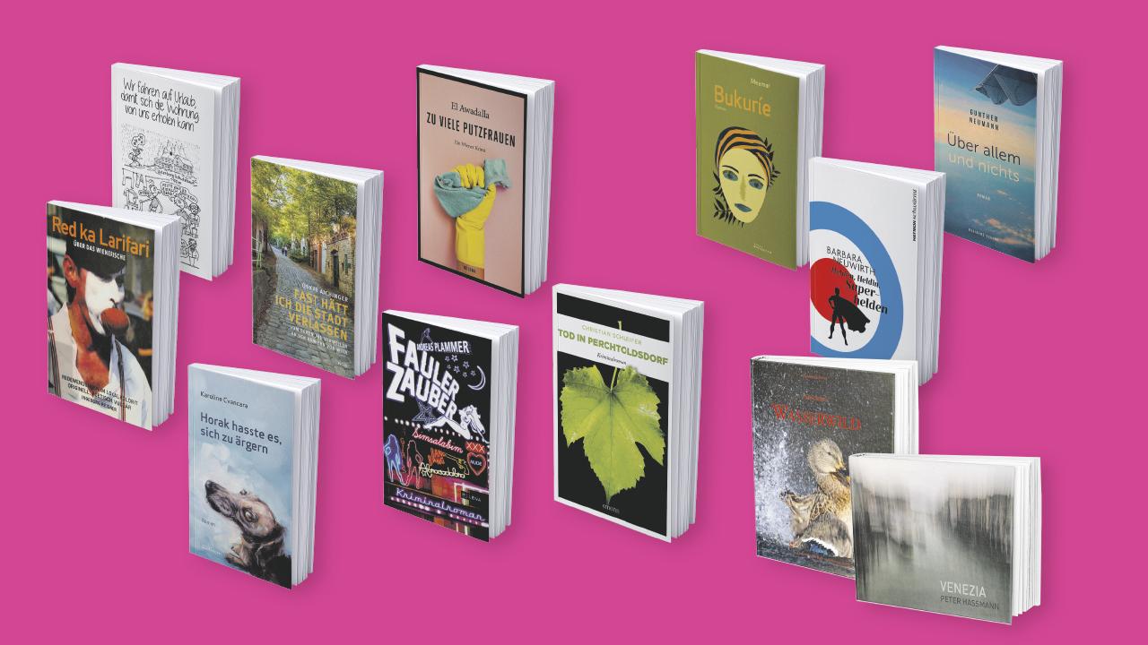 Ein Dutzend Bücher