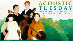 4 Musiker auf zeichnung