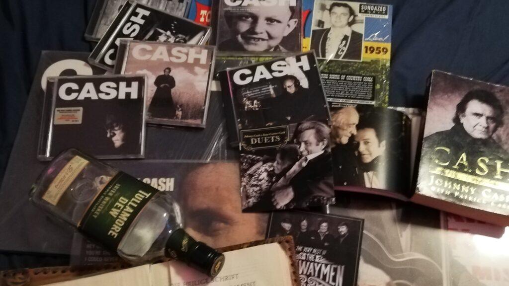 Johnny cash CDs