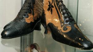 Antike Schuhe