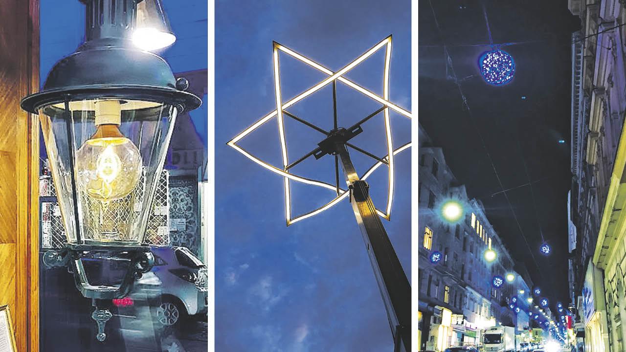 Löwenapotheke; Lichtzeichen; Jösefstädter Straße