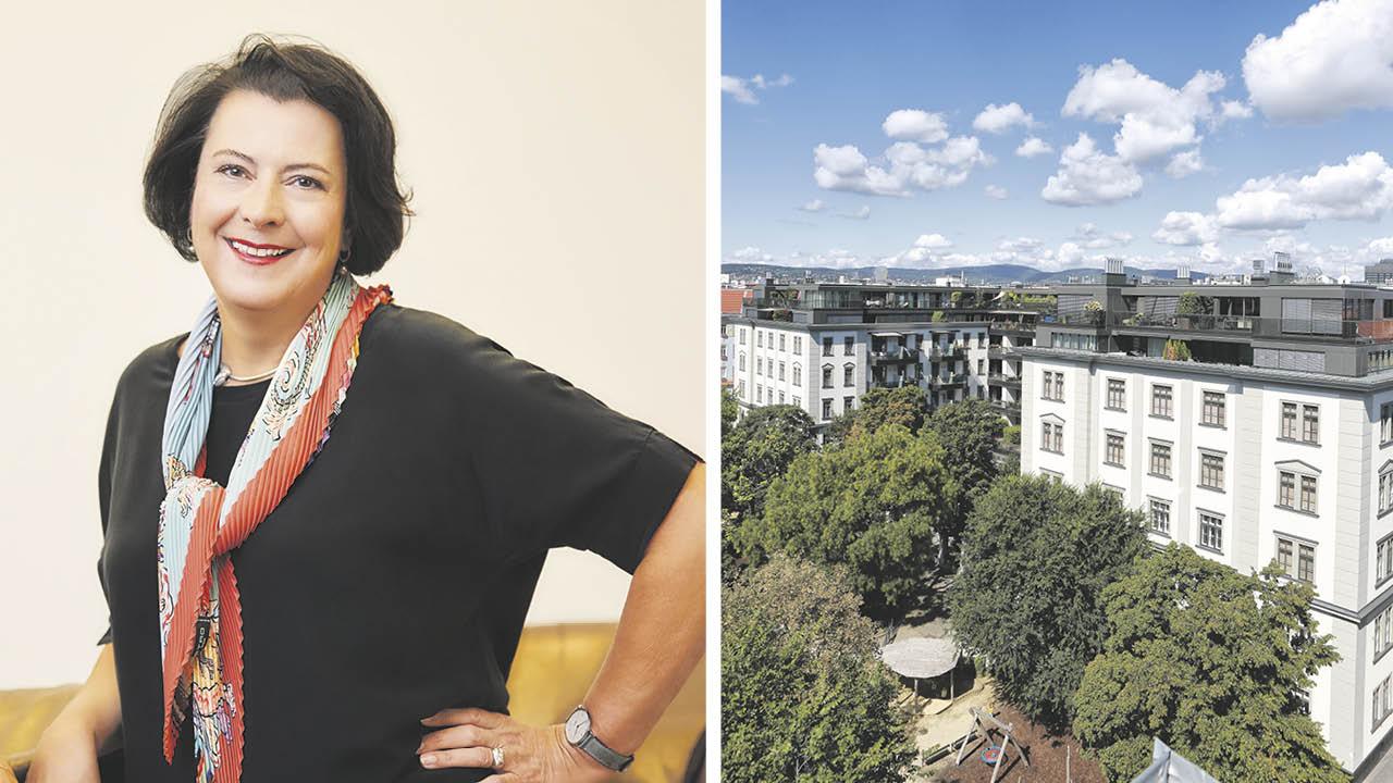 Direktorin Brigitta Hartl-Wagner, Residenz Josefstadt