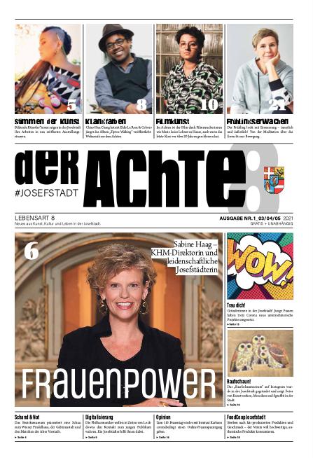 Cover Ausgabe Nr. 1/2021